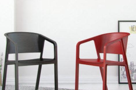 Ghế Beam Chair độc đáo lấy ý tưởng từ cây Cầu Cổng Vàng