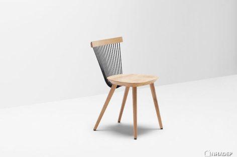 Thiết kế hiện đại của chiếc ghế WW