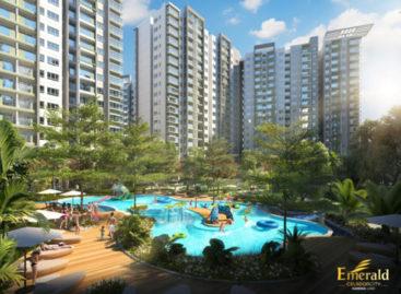 Emerald Precinct: Khu dân cư hiện đại chuẩn 'resort tại gia'