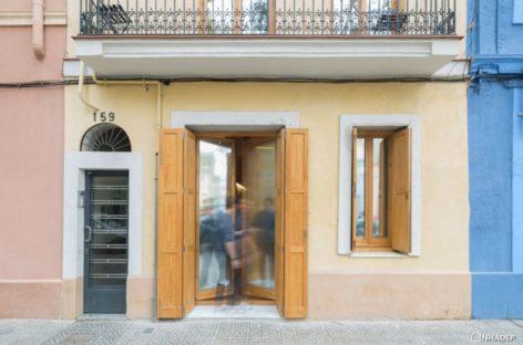 Tham quan nhà nghỉ B&B được cải tạo lại bởi Nook Architects