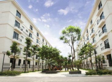 Nhà phố cao cấp cho giới thượng lưu tại Tây Nam Hà Nội