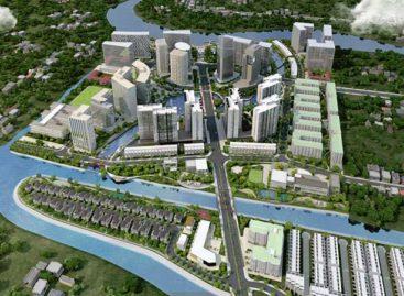 Mizuki Park – đô thị mới tiêu biểu tại khu Nam
