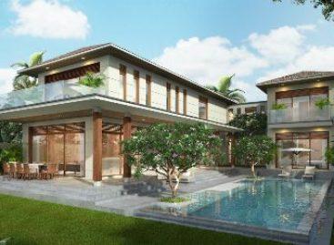Khai trương biệt thự mẫu dự án The Ocean Estates