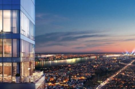 Mãn nhãn ngắm Hà Nội từ trên cao với tầm nhìn panorama từ căn hộ Sunshine City