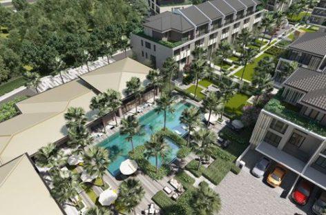 ParkCity ra mắt khu biệt thự, nhà vườn liền kề The Mansions