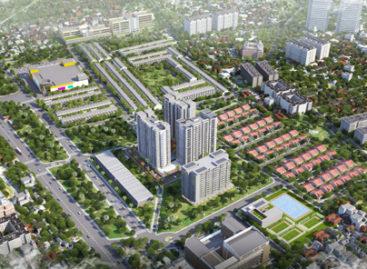 LinkHouse ra mắt dự án căn hộ xanh tại Bình Dương