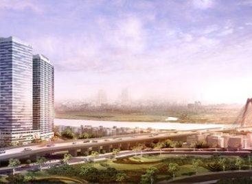Sắp mở bán dự án mới ngay chân cầu Nhật Tân
