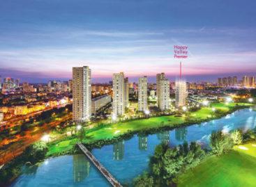 Biệt thự cảnh quan cho giới nhà giàu ở Phú Mỹ Hưng