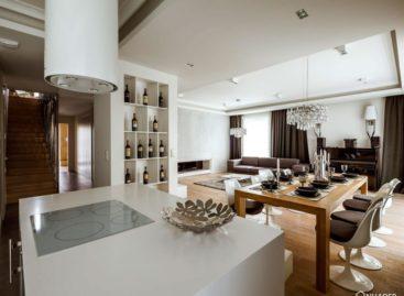 Chiêm ngưỡng thiết kế nội thất độc đáo của căn hộ vùng Warsaw