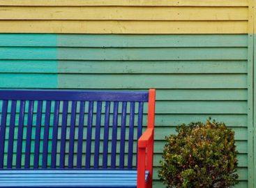 10 ý tưởng mộc mạc trang trí cho khu vườn