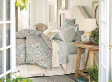 26 mẫu thiết kế sáng tạo về mùa xuân cho phòng ngủ
