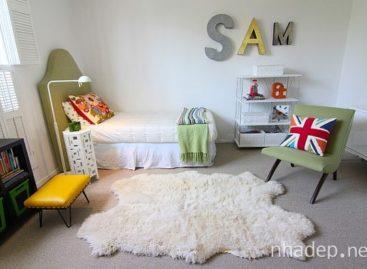 5 cách khiến đứa bé dưới 5 tuổi yêu quý ngôi nhà