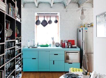 8 giải pháp thiết kế cho phòng bếp nhỏ