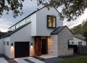 Ngôi biệt thự Palma Plaza tại Texas được thiết kế bởi Dick Clark + Associates