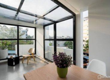 Tham quan căn hộ The Torn Paper House của NatureArch Studio