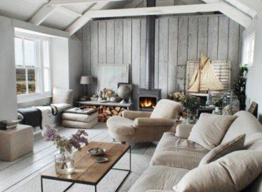 Một số phong cách thiết kế nội thất ấn tượng cho phòng khách (phần 1)