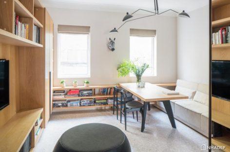 Thiết kế linh hoạt cho căn hộ hạn chế về diện tích