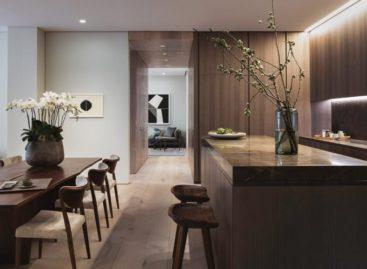 Ngắm nhìn căn hộ sang trọng được thiết kế bởi Tadao Ando