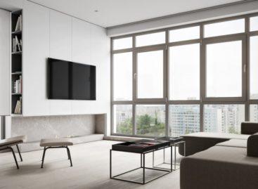 Một căn hộ theo phong cách tối giản của M3 Architects tại Odessa