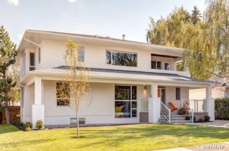 Calgary – ngôi nhà ấm cúng của gia đình 3 thế hệ