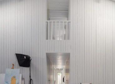 Ngôi nhà gỗ đầy tính sáng tạo của kiến trúc sư Alexey Ilyin