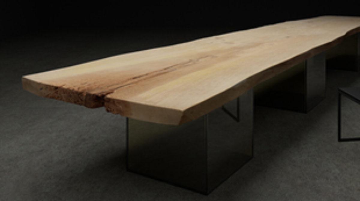 Ấn tượng với chiếc bàn gỗ Ducale được thiết kế bởi Nero