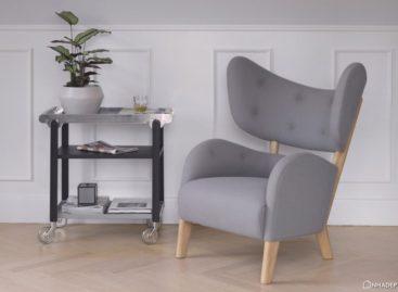 Chiếc ghế bành độc đáo My Own Chair được thiết kế bởi Flemming Lassen
