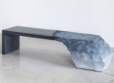 Drift Bench – Chiếc ghế phá vỡ ranh giới giữa nghệ thuật điêu khắc và thiết kế