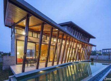 Kiến trúc độc đáo của ngôi nhà Sepang House tại Selangor, Malaysia