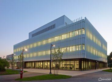 Đại học Toronto với cấu trúc nhà hình tròn
