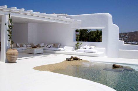 Biệt thự Mina One – Điểm nhấn thú vị nơi vùng đảo Mykonos