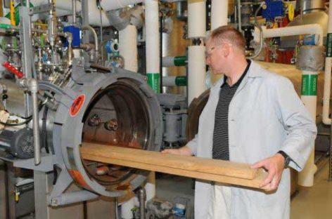 Các đặc tính tiền chế biến và những ứng dụng ngoại thất của gỗ cứng Hoa Kỳ (Phần 1)