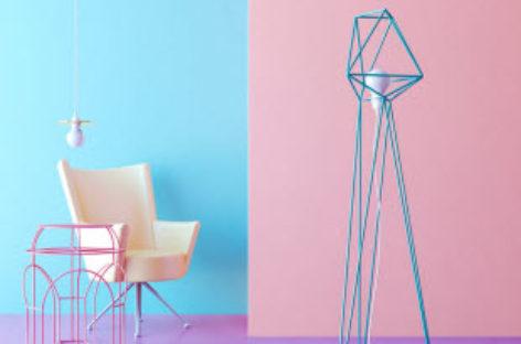 Đèn Fitments có kiểu dáng độc đáo của nhà thiết kế Sergeny Lenvantin