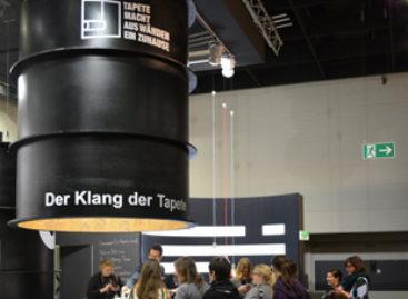 [Video] Giới thiệu sản phẩm giấy dán tường Der Klang der Tapete tại hội chợ imm cologne 2015
