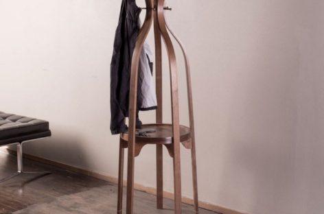 Điểm nhấn cho không gian với 6 thiết kế giá và móc treo áo khoác hiện đại