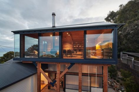 Dorman House – Ngôi nhà xinh đẹp bên bờ biển Australia