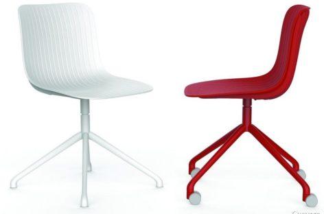 [Sản phẩm đang bán tại Việt Nam] Ghế Dragonfly cho văn phòng của Segis, Italy