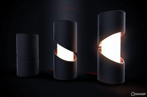 Đèn bàn Duality độc đáo của nhóm thiết kế HJC