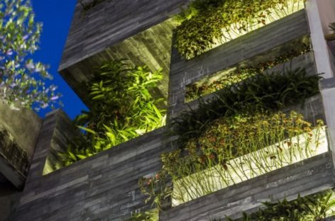 Ngắm nhìn ngôi nhà Garden House có thiết kế xanh tại Đà Nẵng