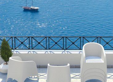 [Sản phẩm nhập khẩu] Ghế Aruba và Aruba cushion của Siesta exclusive