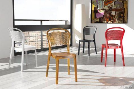 [Video] Giới thiệu mẫu ghế Bee của Siesta exclusive