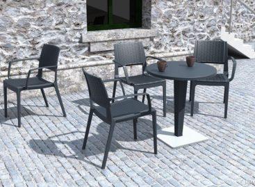 [Sản phẩm nhập khẩu] Ghế Capri của Siesta exclusive