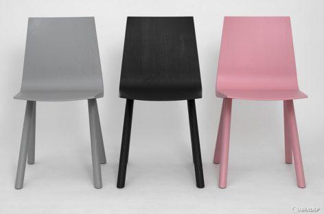 Ngắm nhìn chiếc ghế Cresta lấy cảm hứng từ ghế cổ Thụy Sĩ