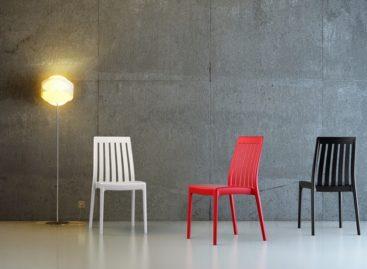 [Sản phẩm đang bán tại Việt Nam] Ghế Soho của Siesta exclusive