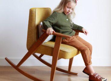 Ngắm nhìn chiếc ghế bành Ba Lan cổ điển đến từ 366 Concept