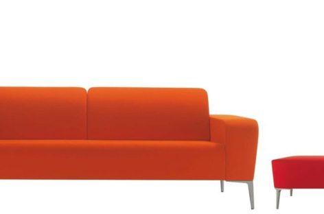 [Sản phẩm đang bán tại Việt Nam] Ghế sofa Ka Maxi của Segis, Italy