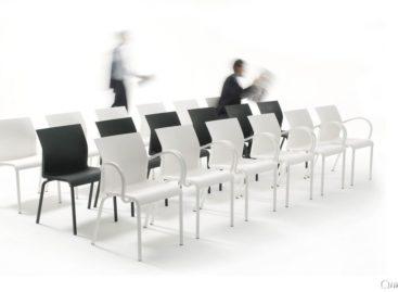 [Sản phẩm đang bán tại Việt Nam] Ghế Iron cho phòng họp, phòng hội thảo tại khách sạn hay văn phòng