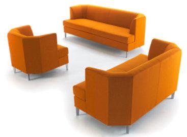 [Sản phẩm đang bán tại Việt nam] Ghế sofa Cosy của Segis, Italy