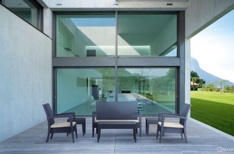 [Sản phẩm nhập khẩu] Ghế sofa Miami của Siesta exclusive