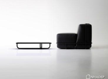 Ghế sofa the Frame độc đáo của nhà thiết kế Cho Hyung Suk
